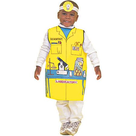 Dexter DEX 111 Scientist Costume (Halloween 111 Cast)