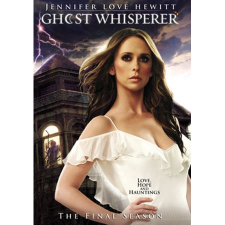 Ghost Whisperer: The Final Season (DVD) - Ghost Shows On Halloween