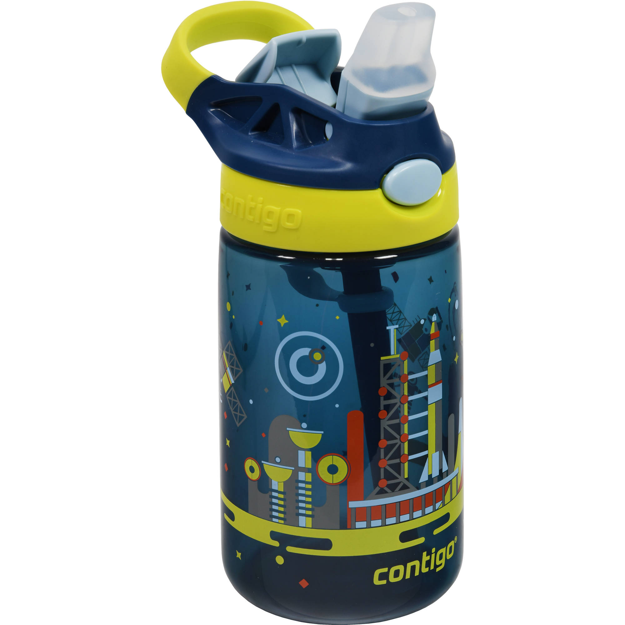 Contigo Gizmo Flip Bottle, 14 Ounces