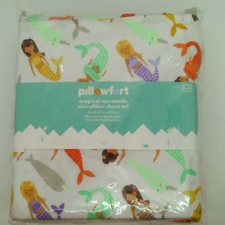 Mermaids Sheet Set - Pillowfort - FULL