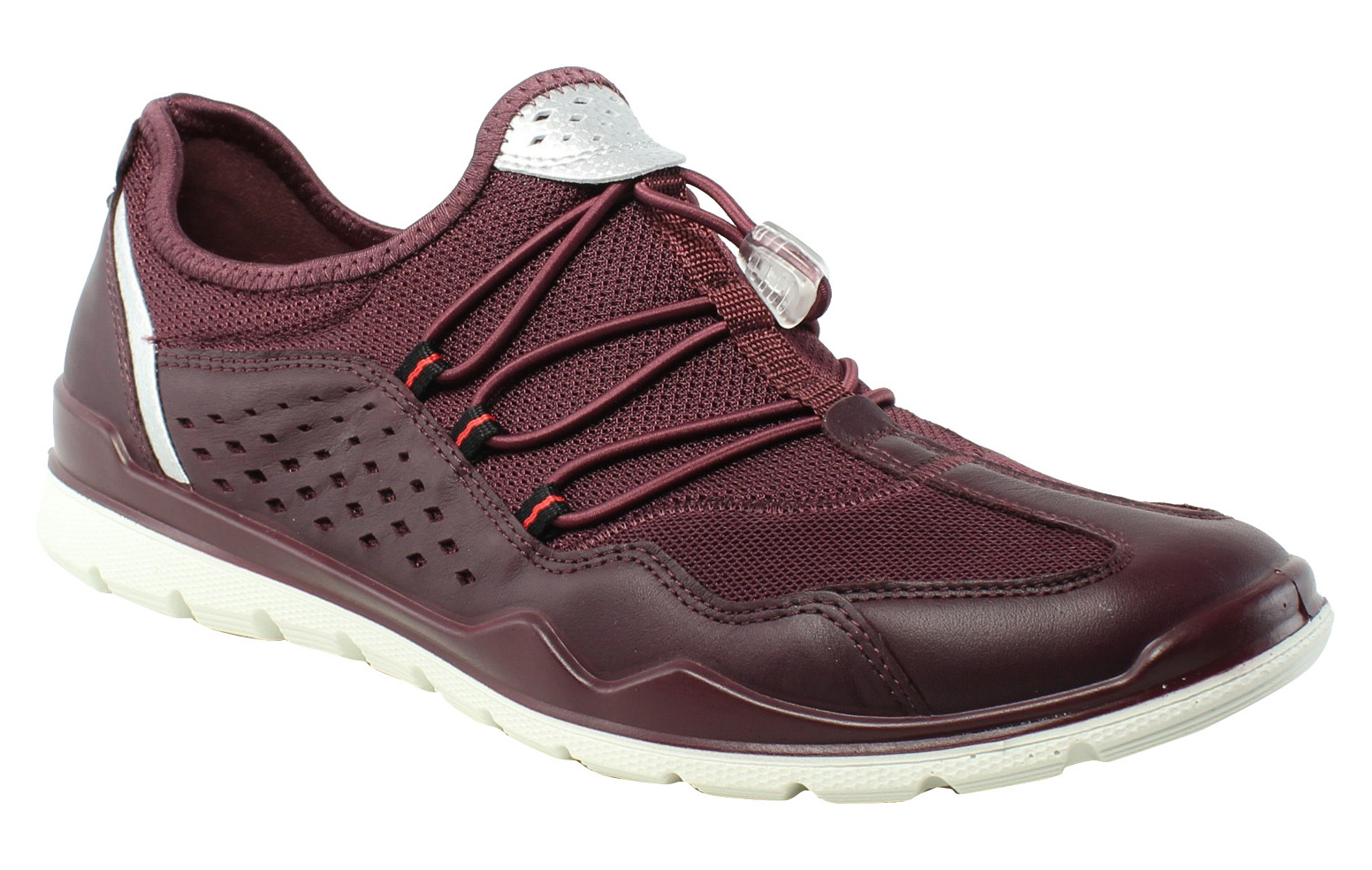 ECCO Womens Ardor Bordeaux Bordeaux Running Shoes Size 9.5 New by Ecco