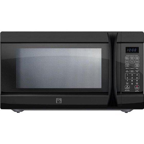 Kenmore Elite 2.2 cu. ft. Countertop Microwave w/ Extra
