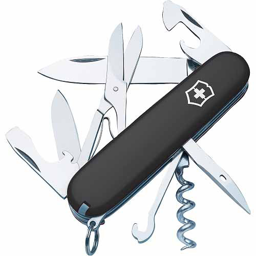 Victorinox 53383 Climber Swiss Army Knife