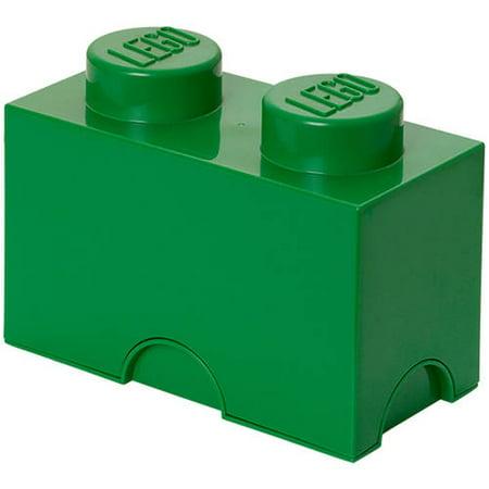LEGO Dark Green Stackable Box