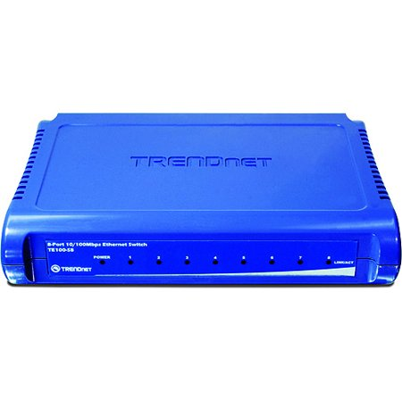 Click here for TRENDNET 8-Port 10/100Mbps fast ethernet switch prices