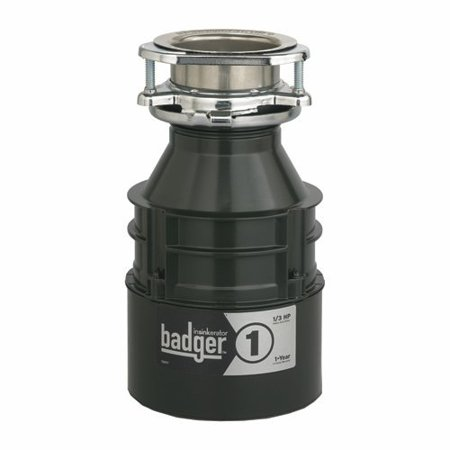 InSinkerator Badger 1 1/3 HP Continuous Feed Garbage Disposer
