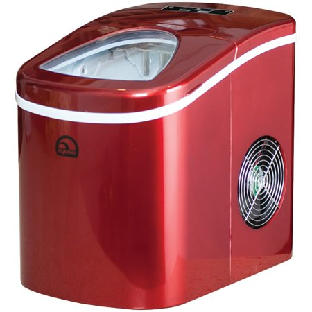 Countertop Ice Maker At Walmart : IGLOO ICE MAKER - RED - Walmart.com