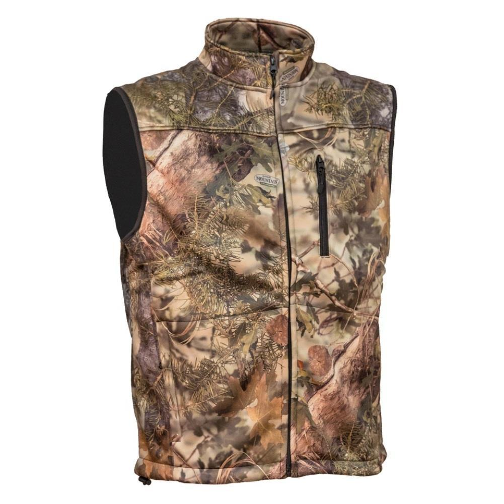 King's Camo Hunter Series Vest Mountain Shadow by