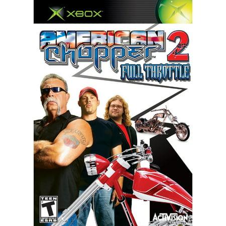 Image of American Chopper 2: Full Throttle Xbox