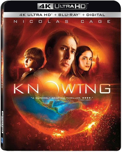 Knowing (4K Ultra HD + Blu-ray + Digital)