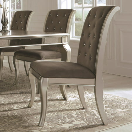 best service 22ea0 74092 Signature Design by Ashley Birlanny Dining Upholstered Side Chair - Set of 2