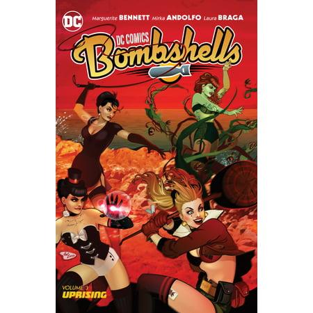 DC Comics: Bombshells Vol. 3: Uprising