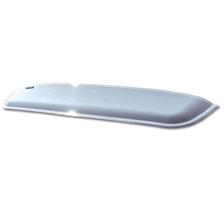 Stampede Sta53002-8 36.5 Inch Universal Sunroof Deflector Chrome (Stampede Sunroof)