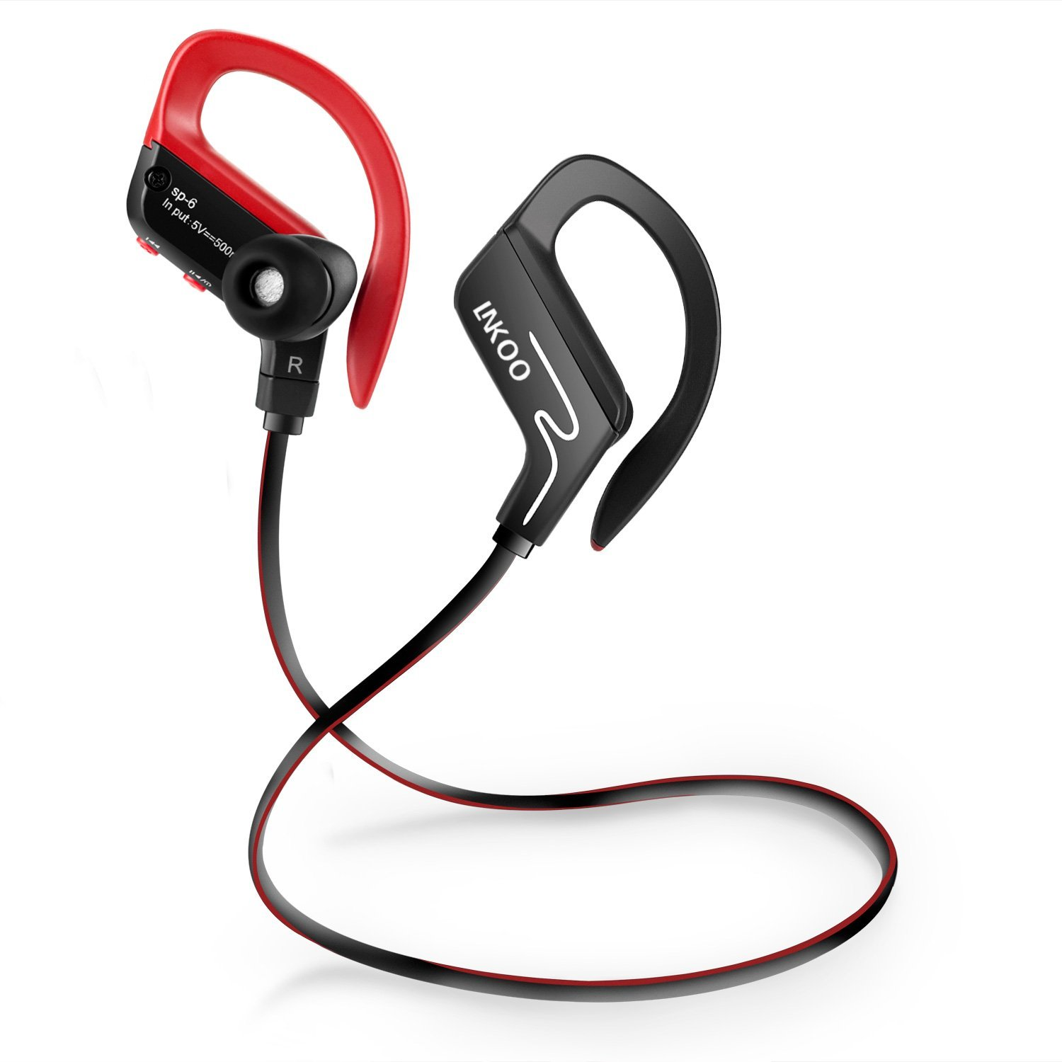 Ipx7 waterproof bluetooth earphone - bluetooth earphones bass