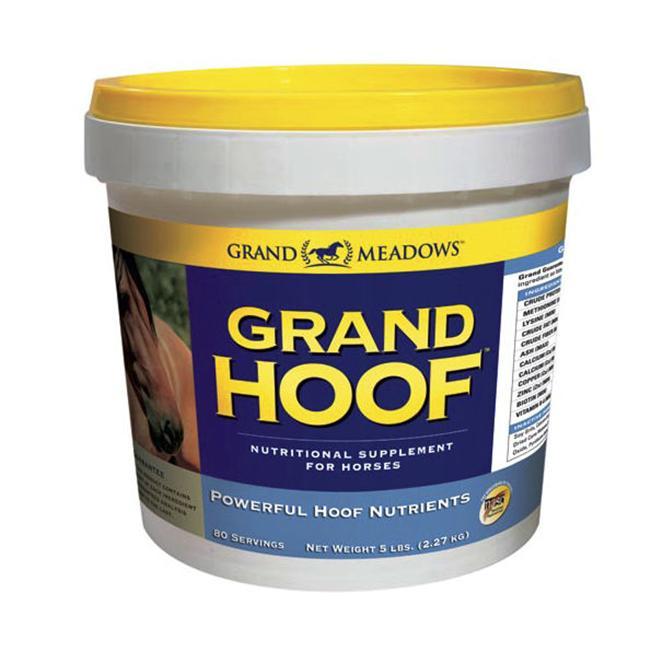 Grand Meadows 73607080500 Grand Hoof - 5 lb