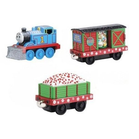 Take Along Thomas & Friends - Thomas and the Holiday Cars 3-Pack