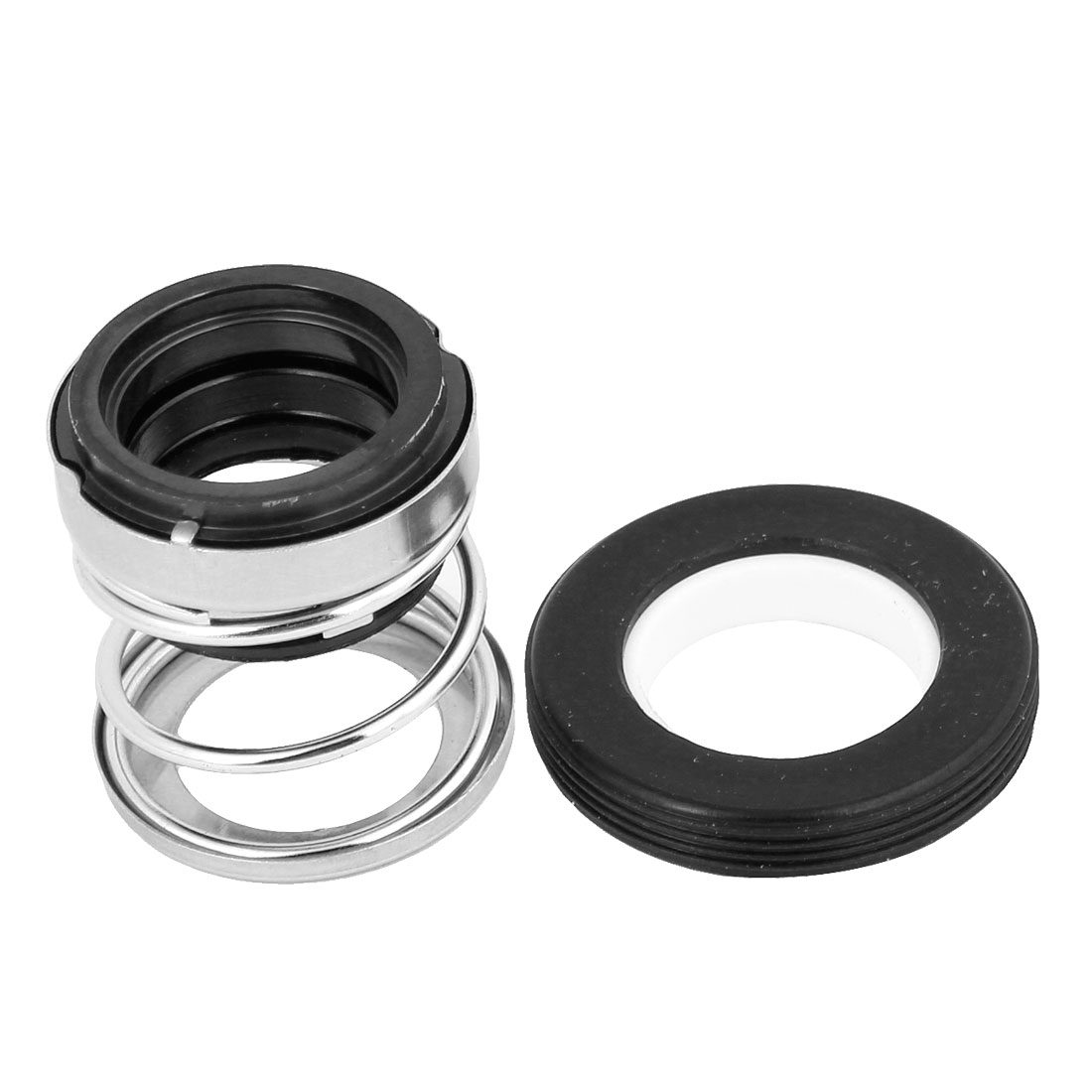 20mm Inner Dia Spring Loaded Water Pump Mechanical Shaft Seal Replacement