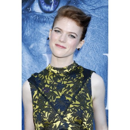 Rose Leslie At Arrivals For Game Of Thrones Seventh Season Premiere The Music CenterS Walt Disney Concert Hall Los Angeles Ca July 12 2017 Photo By Priscilla GrantEverett Collection - Celebrity Halloween Pics 2017
