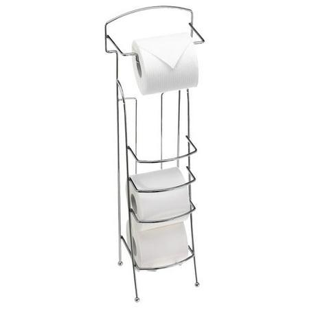 Creative Bath Lido Series Free Standing Toilet Tissue Valet
