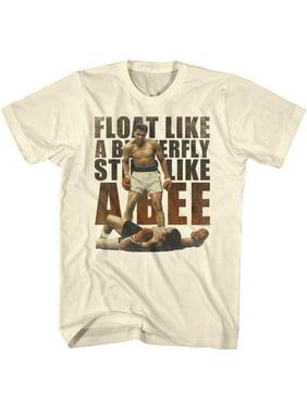 Muhammad Ali I See You Natural Adult T-Shirt Tee