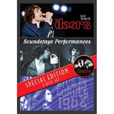 Hollywood Door (The Doors: Live at the Hollywood Bowl 1968 / Soundstage Performances / Live in Europe 1968)