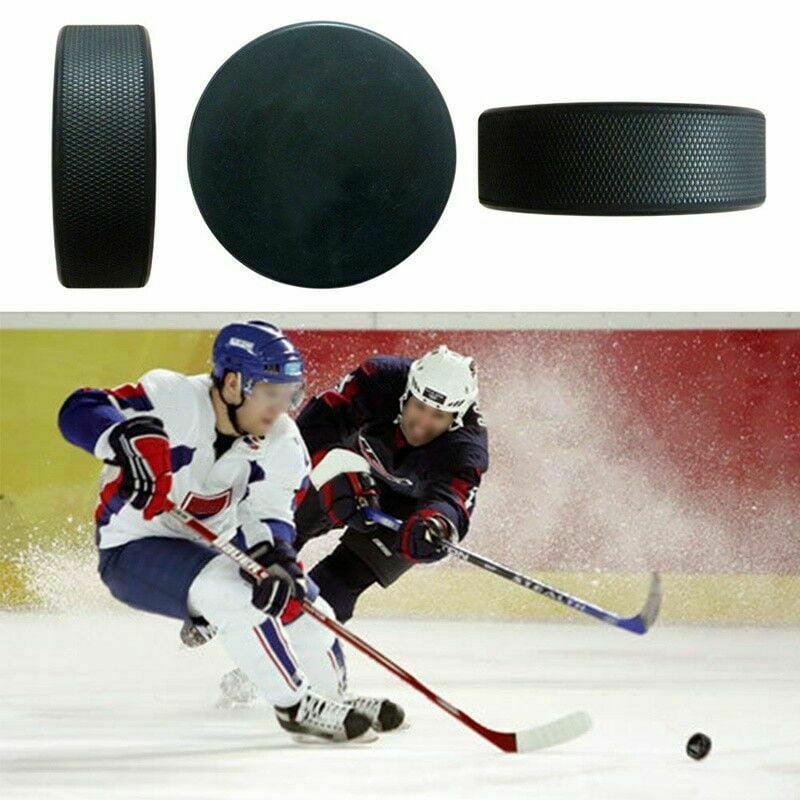 Official Regulation High Quality Winter Sporting Bulk Blank Ice Hockey Pucks