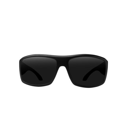 1d8c7306b42 Filtrate Eyewear Trader One Polarized Sunglasses Black Matte   Grey Unisex