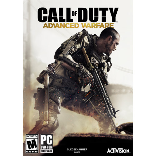 Image of CALL OF DUTY: ADVANCED WARFARE STANDARD EDITION (M) NLA
