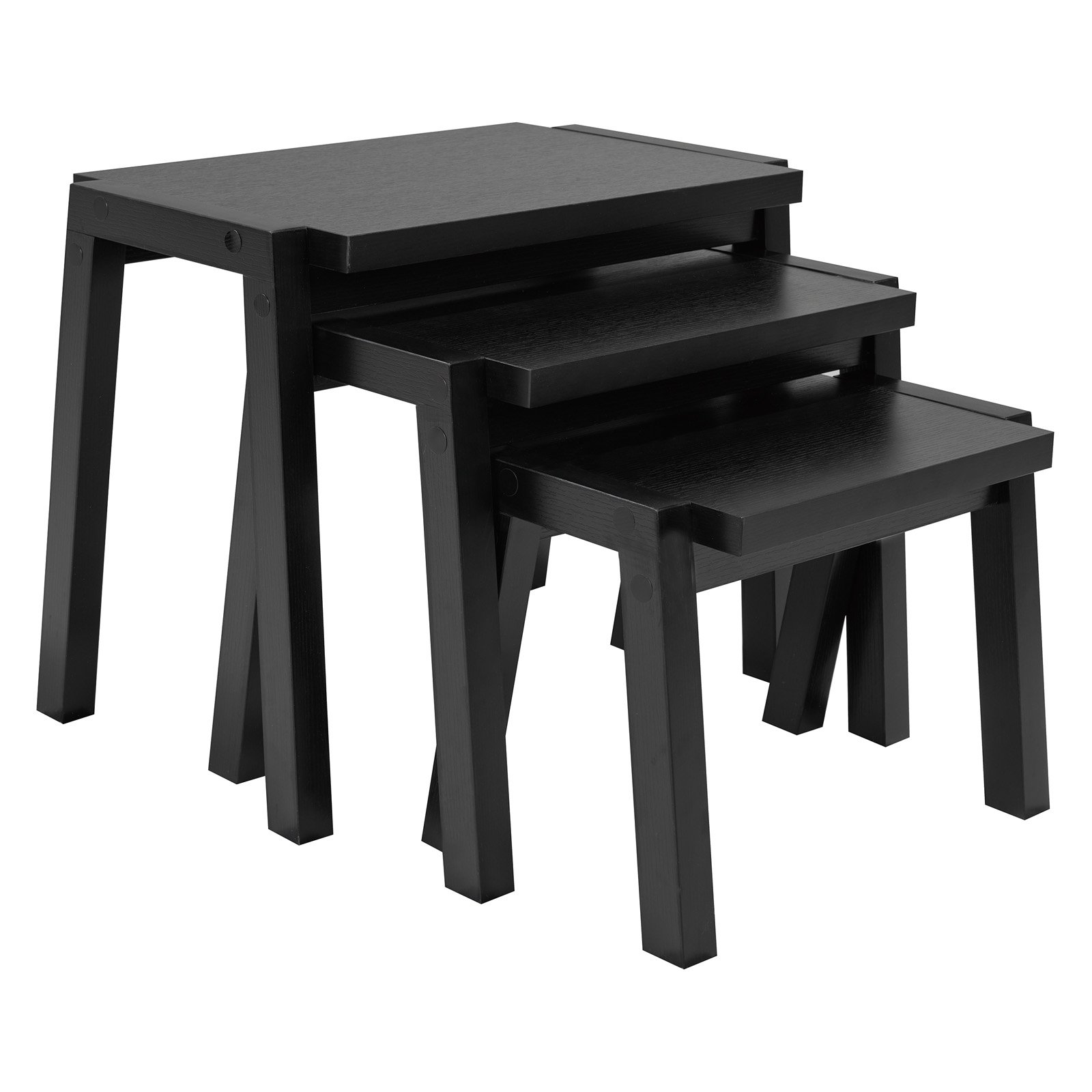 Brassex Inc. Nesting Tables - Set of 3