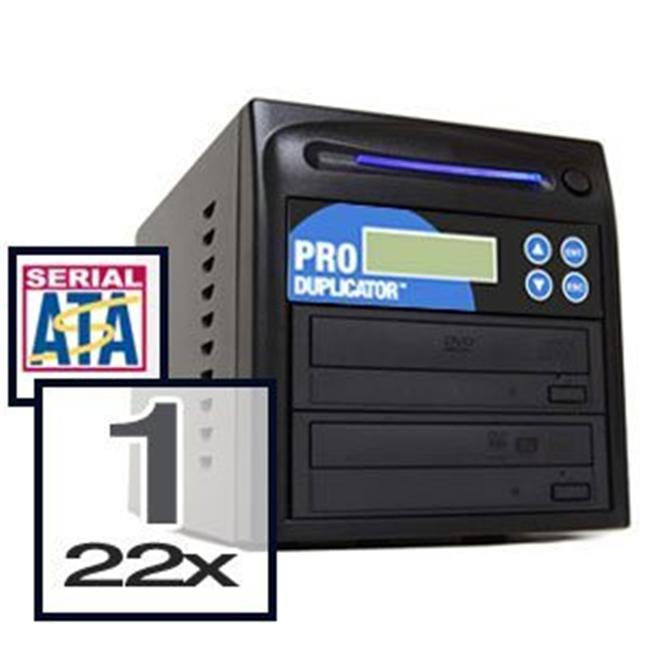 Produplicator A1DVDS22X 1 Target CD DVD Duplicator - Stan...
