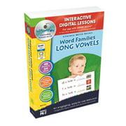 Classroom Complete Press CC7113 Word Families: Long Vowels