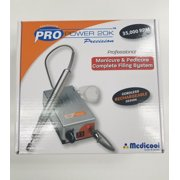 Medicool Pro Power 20k Rechargeable 35,000 RPM Professional Filing System