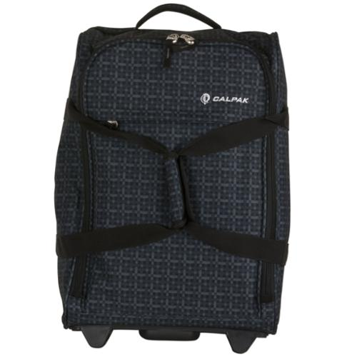 Calpak 'Rover' Classic Plaid 20-inch Washable Rolling Carry-On :Upright Suitcase