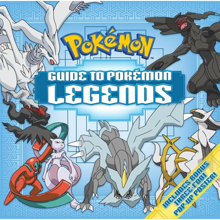 Guide to Pokemon Legends ()