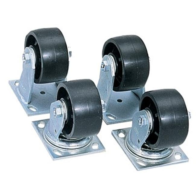 4 Inch Caster Set 4Pc For  & Jobsite Products