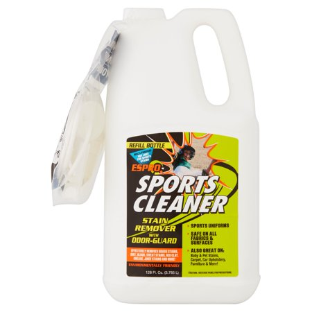 Espro Sports Cleaner Stain Remover with Odor-Guard 128 fl oz