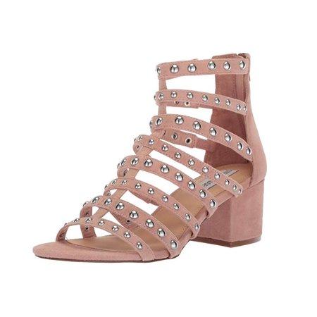 women's steve madden mania strappy sandal (Steve Madden Sandals)