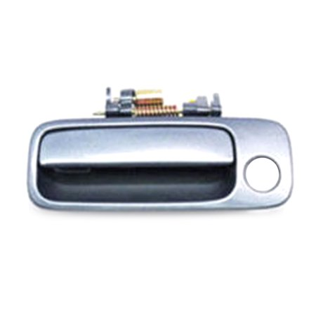 4AMCA Front Left Driver Side Exterior Outside Door Handle For 97-01 Toyota Camry 8N4 Constellation Pearl 1997 1998 1999 2000 2001