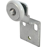 Slide-Co 16202-B By-pass Closet Door Top-Hung Back Rollers and Brackets (Pack of 2)