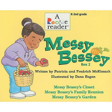 (Messy Bessey, Box 2 : Messy Bessey's Closet/Messy Bessey's Family Reunion/Messy Bessey's Garden)