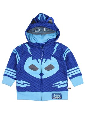10230ddfdef3 Product Image PJMASKS Toddler Boys  Pj Masks Gekko and Catboy Hoodie.  Product Variants Selector. Blue