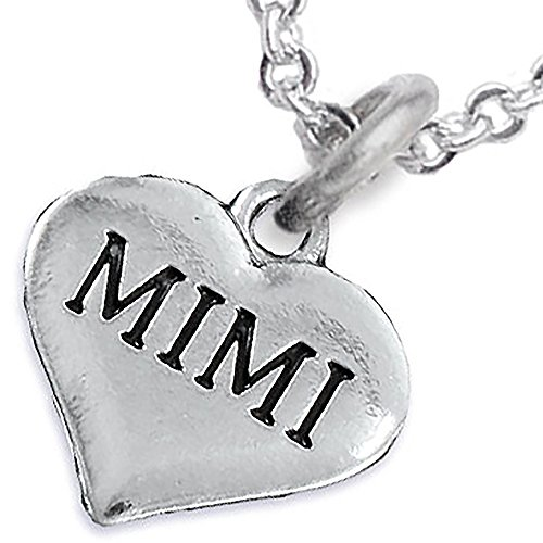 Mimi Necklace, Hypoallergenic, WILL NOT IRRITATE Anyone With Sensitive Skin, Safe, Nickel, Lead, & Cadmium Free.