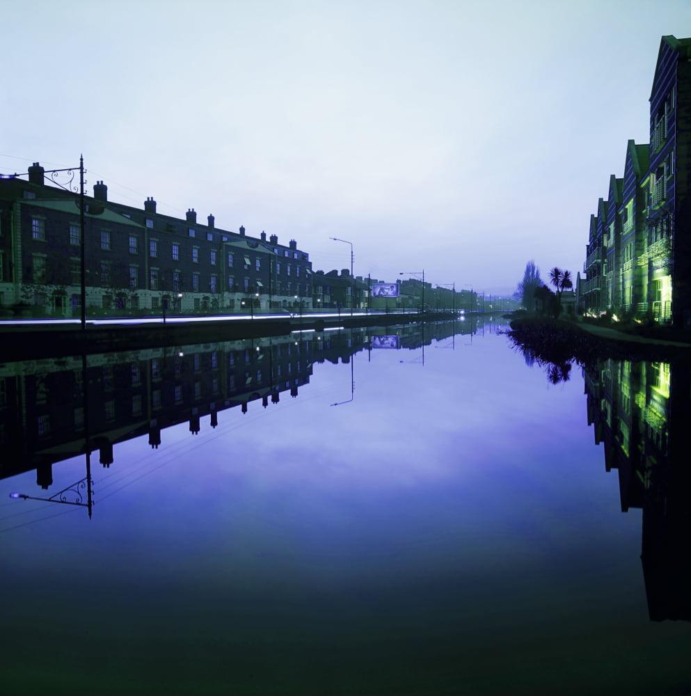Grand Canal Portobello Dublin Co Dublin Ireland PosterPrint