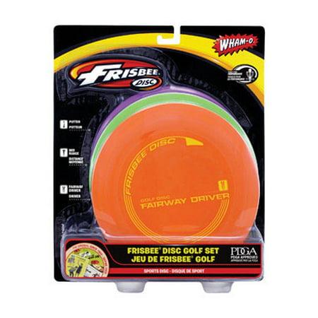 FRISBEE GOLF STARTER SET](Frisbee Golf Set)