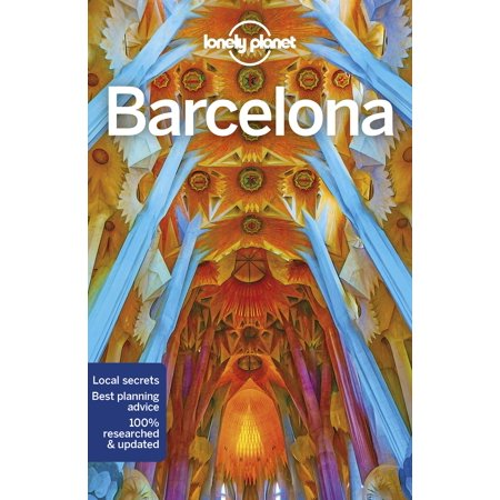 Lonely Planet Barcelona - Paperback (Barcelona Brands)