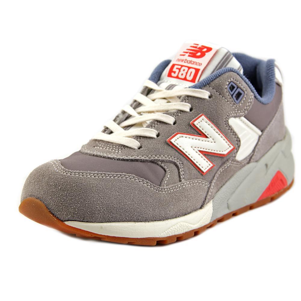 competitive price e8b9a 9c389 New Balance - New Balance WRT580RE  NB 580 Seaside Hideaway Gray White  Casual Comfort Sneaker - Walmart.com