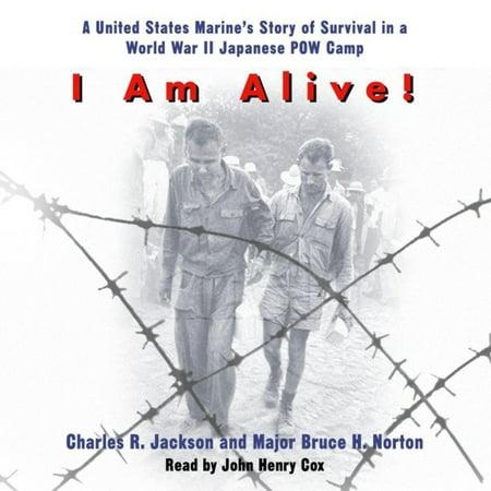 I Am Alive! - Audiobook (I Am Alice)