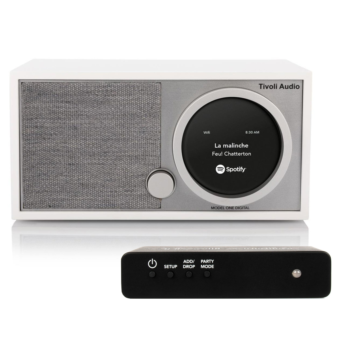 Tivoli Audio Model One Digital Radio with ConX Wireless Transmitter and Receiver by Tivoli Audio