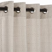 Pawleys Island CUR96SVGRS-PI Curtain with Grommets