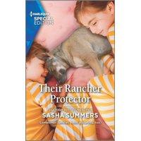 Texas Cowboys & K-9s: Their Rancher Protector (Paperback)